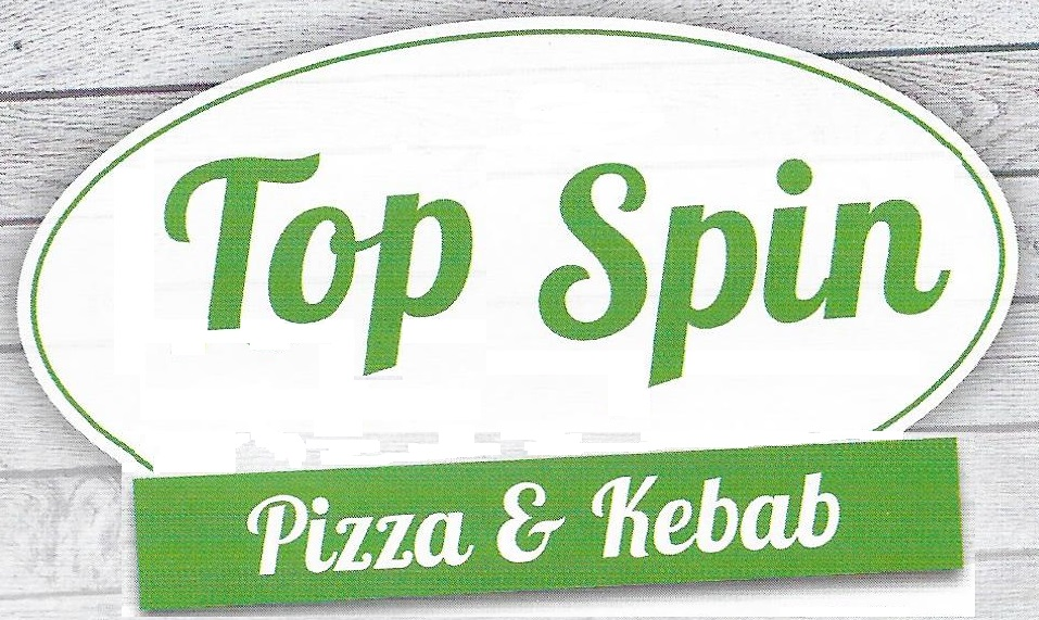 TOP Spin Pizza Burger